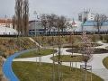 Park v Bratislave.