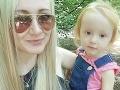 Dievčatku (†3) neskoro určili diagnózu: FOTO Zomrelo v náručí matky, lekári si mysleli, že má bežnú zápchu