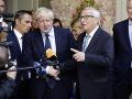 Juncker začína ustupovať: Ak budú splnené určité podmienky, nebudeme trvať na írskej poistke