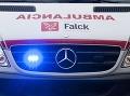 Desivá nehoda v Prešove: Kamión pritlačil o stenu muža (55), nik v ňom v tej chvíli nesedel