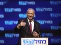Netanjahuova strana Likud sa teší z ďalšieho mandátu: Pomer síl sa aj tak nezmenil