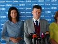 Nová posila v Hlinovom tíme: Ďalšia odídenkyňa z OĽaNO vchádza do radov KDH