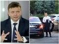 Jaroslav Haščák vypovedá na NAKA v Nitre