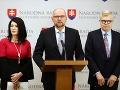 Prípad tendra na záchranky: SaS vyzvala Kalavskú, aby navrhla odvolať šéfa ÚDZS Haška