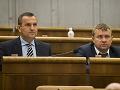Dušan Tittel a Tibor Jančula