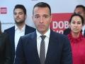 Ministerstvo vnútra zaregistrovalo stranu exministra Druckera Dobrá voľba