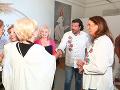 Ada Straková sa zoznámila aj s partnerom moderátorky Karin Majtánovej - Petrom.