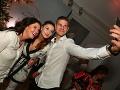 Iveta Malachovská si s dcérou a zaťom urobila selfie.