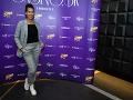 Film si prišla pozrieť aj speváčka Veronika Strapková.