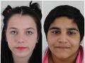Kristínu (16) a Annu (17) po prázdninách už nikto nevidel: FOTO Polícia žiada o pomoc pri pátraní