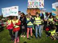 Už nie je na čo čakať! - klimatický štrajk za podpory Konfederácie odborových zväzov (KOZ) SR.