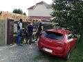 Akcia Ares a Hera v Trnave: FOTO Dvojica (25, 30) predávala pervitín, policajti ich zadržali