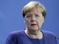 Jednota Nemcov ešte nie je úplná, vyhlásila kancelárka Merkelová: Ani po tridsiatich rokoch