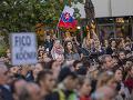 Slováci opäť vyjdú do ulíc: Kde všade budú v piatok protesty?