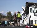 Pri Bryce Canyon havaroval autobus
