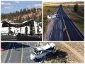 Cesta do raja, akú si nevysnívali: VIDEO Smrteľná nehoda autobusu, neprežili štyria ľudia