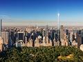 Central Park Tower sa stáva najvyššou obytnou budovou na svete