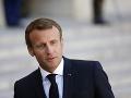 Macron prichádza s výzvou: Žiada o obnovenie rokovaní medzi USA a Iránom