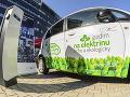 Snímka z podujatia Deň ekomobility v Bratislave