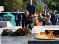 Pellegrini v prvej oslobodenej obci v Československu: SNP prinieslo nádej, máme byť na čo hrdí