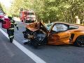 Tragická nehoda v Česku: VIDEO Bezohľadná jazda skončila smrťou! V aute sedelo aj dieťa