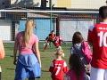 Súčasťou programu Národný pochod za život bol aj futbalový zápas
