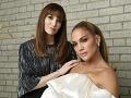 Režisérka filmu Zlatokopky Lorene Scafaria a Jennifer Lopez