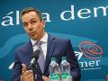 Erik Tomáš odmieta spoluprácu Smeru s ĽSNS: Matovič chce spojiť opozíciu