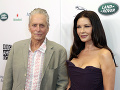 Michael Douglas s manželkou Catherine Zeta-Jonesovou