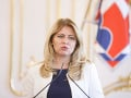 Medializované informácie o Jankovskej sú nesmierne závažné, povedala Čaputová