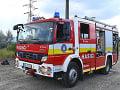 V Bratislave horel v nedeľu večer byt, na mieste bol aj hasičský autobus