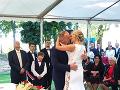 Andrea Paulínyová povedala áno svojmu partnerovi Mojmírovi.