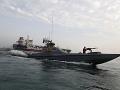 Ropný tanker zadržali iránske
