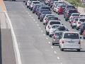 Vodiči, pozor! Diaľnica D1 bude prejazdná len s obmedzeniami