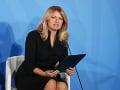 Slovensko prechádza očistným procesom, tvrdí Čaputová