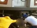 Horor v rannej špičke: Otec s dievčatkom (5) v náručí skočil pod metro, VIDEO úžasného zázraku