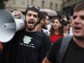 Grécko zasiahla ďalšia vlna štrajkov: Najhoršie postihnutý je sektor dopravy