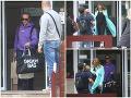 Sajfa a Veronika odchádzali z nemocnice: Čo to mali, PREBOHA, v rukách?!