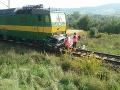 PRÁVE TERAZ Tragédia na východe Slovenska: FOTO Po zrážke vlaku s autom zahynuli tri ženy