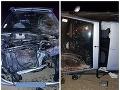 Hrôzostrašné FOTO z nehody pri Michalovciach: Mladíkovo auto sa niekoľkokrát prevrátilo do poľa