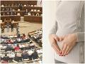 Ministerstvo zdravotníctva je ochotné o interrupciách diskutovať: Vníma slobodu ženy