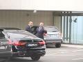 Veľká tlačovka Smeru sa odkladá! FOTO Politici sa zišli vo vládnom hoteli, Robert Fico oslavuje