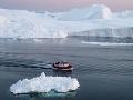 Nečakaný útok na ruskú expedíciu v Arktíde: Takmer ju potopil... MROŽ!