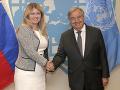 Guterres prijal Čaputovú: Slovensko ocenil ako klimatického ťahúňa