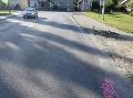 Polícia hľadá svedkov nehody v Bojniciach: FOTO Zranil sa pri nej 80-ročný cyklista
