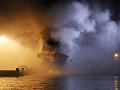 Tragédia v Južnej Kórei: Rybársku loď zachvátil požiar, 11 ľudí je nezvestných