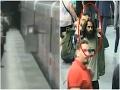 VIDEO Výkop, za aký by sa nehanbil ani Chuck Norris: Polícia hľadá muža, ktorý poškodil metro