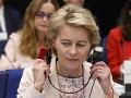 Von der Leyenová v problémoch: Výbor neodporučil eurokomisárov, bude musieť hľadať náhradu