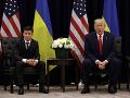 Trump sa vyfarbil: Dôstojník ozbrojených síl USA o tlaku vyvíjanom na Zelenského