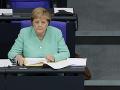 Británia si po brexite nájde svoju vlastnú cestu, myslí si nemecká kancelárka Merkelová